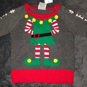 Elf sweater 🎄